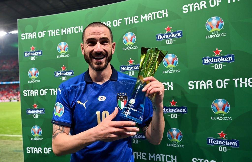 """Chấm điểm cầu thủ Italy vs Anh: """"Siêu nhân"""" mang tên Gianluigi Donnarumma - Ảnh 3."""