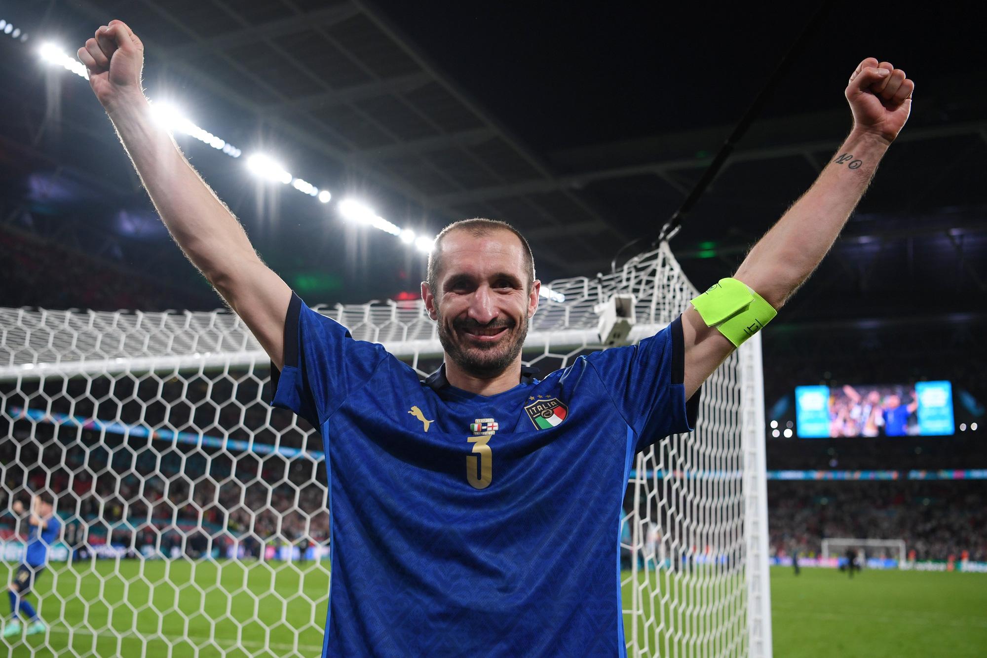 """Chấm điểm cầu thủ Italy vs Anh: """"Siêu nhân"""" mang tên Gianluigi Donnarumma - Ảnh 4."""