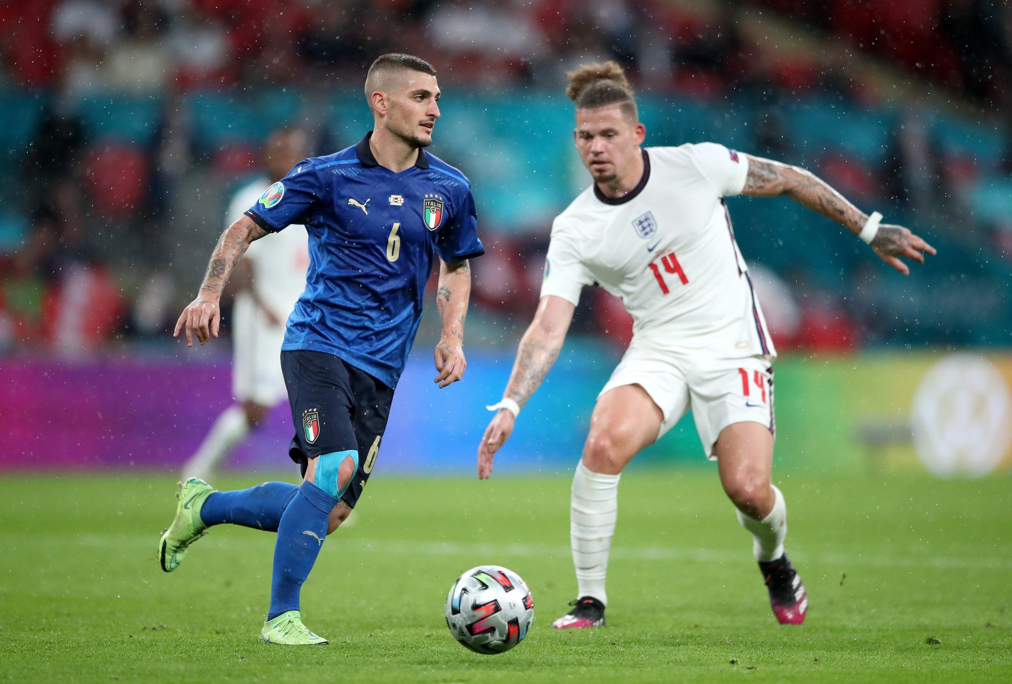"""Chấm điểm cầu thủ Italy vs Anh: """"Siêu nhân"""" mang tên Gianluigi Donnarumma - Ảnh 7."""