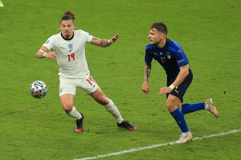 """Chấm điểm cầu thủ Italy vs Anh: """"Siêu nhân"""" mang tên Gianluigi Donnarumma - Ảnh 11."""
