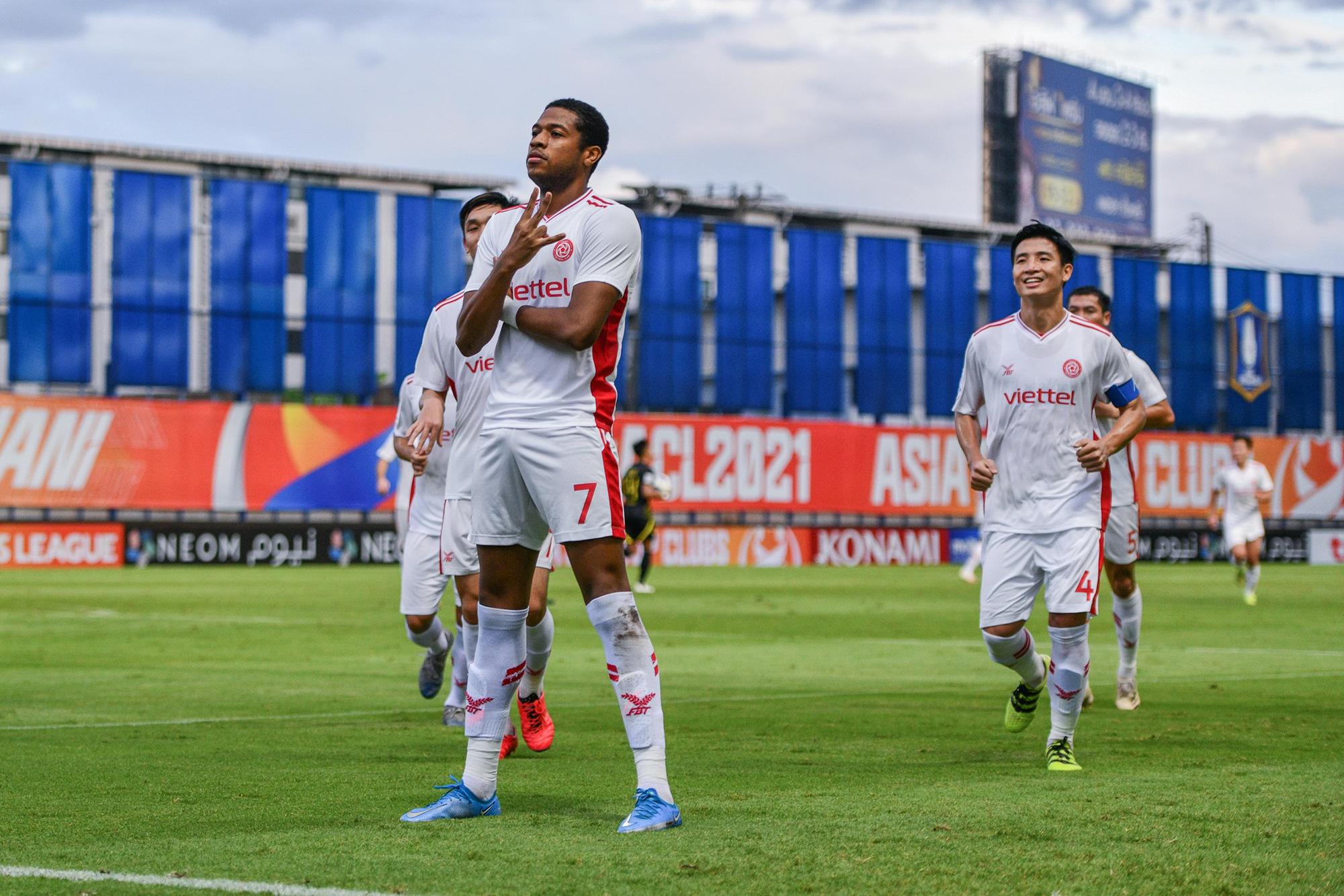 Viettel đưa bóng đá Việt Nam lên vị trí cao nhất lịch sử BXH CLB châu Á - Ảnh 1.
