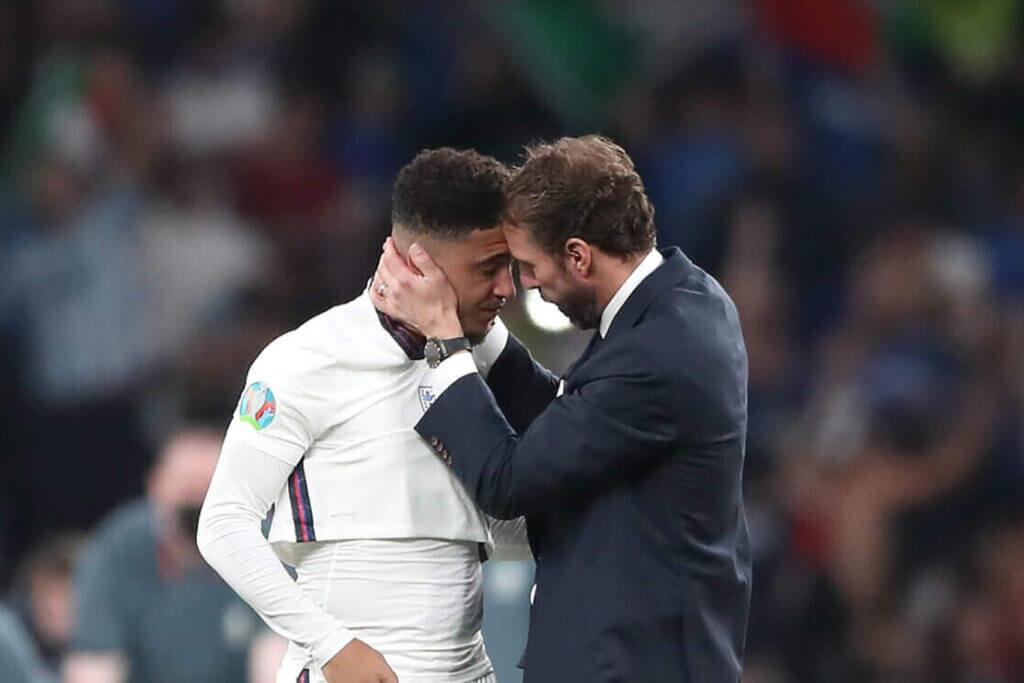 Giấc mơ tuyển Anh dang dở vì sự cầu toàn của HLV Gareth Southgate - Ảnh 1.