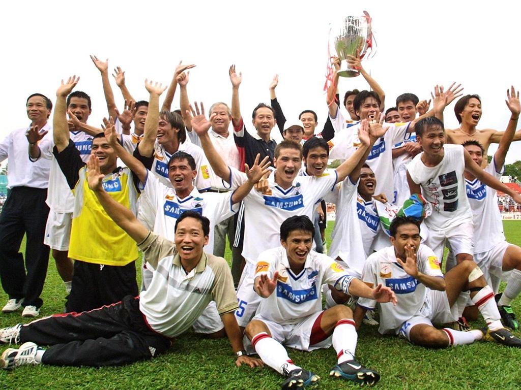 HAGL giữ vững kỷ lục của Việt Nam ở AFC Champions League - Ảnh 1.