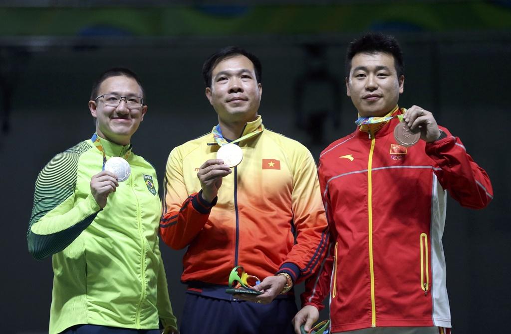 Profile 18 VĐV đại diện cho Việt Nam dự Olympic Tokyo 2020: Kỳ vọng thế hệ GenZ  - Ảnh 7.