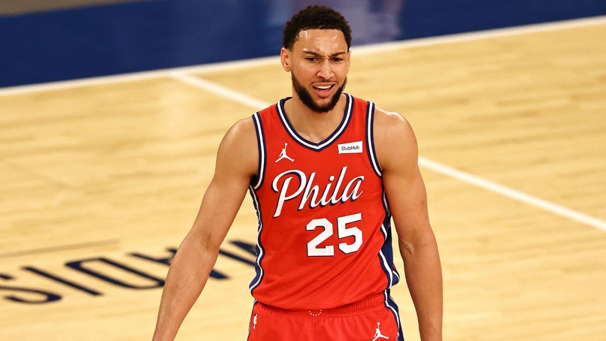 """Hết kiên nhẫn, Philadelphia 76ers mang Ben Simmons ra """"chào bán"""" - Ảnh 1."""