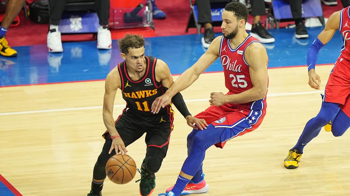 """Hết kiên nhẫn, Philadelphia 76ers mang Ben Simmons ra """"chào bán"""" - Ảnh 2."""