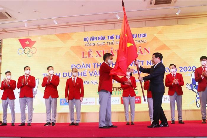Đoàn thể thao Việt Nam xác định ngày lên đường săn vàng Olympic Tokyo 2020 - Ảnh 1.