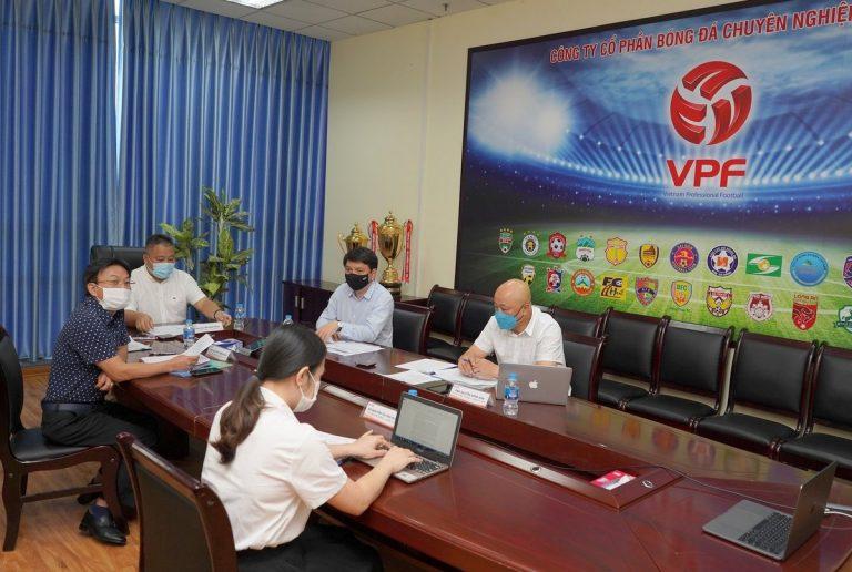 V.League trở lại, các CLB đề xuất VFF hỗ trợ kinh phí thi đấu tập trung - Ảnh 1.