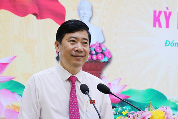Kiện toàn nhân sự chủ chốt các tỉnh Cà Mau, Hà Nam, Đồng Nai, Đồng Tháp - Ảnh 4.