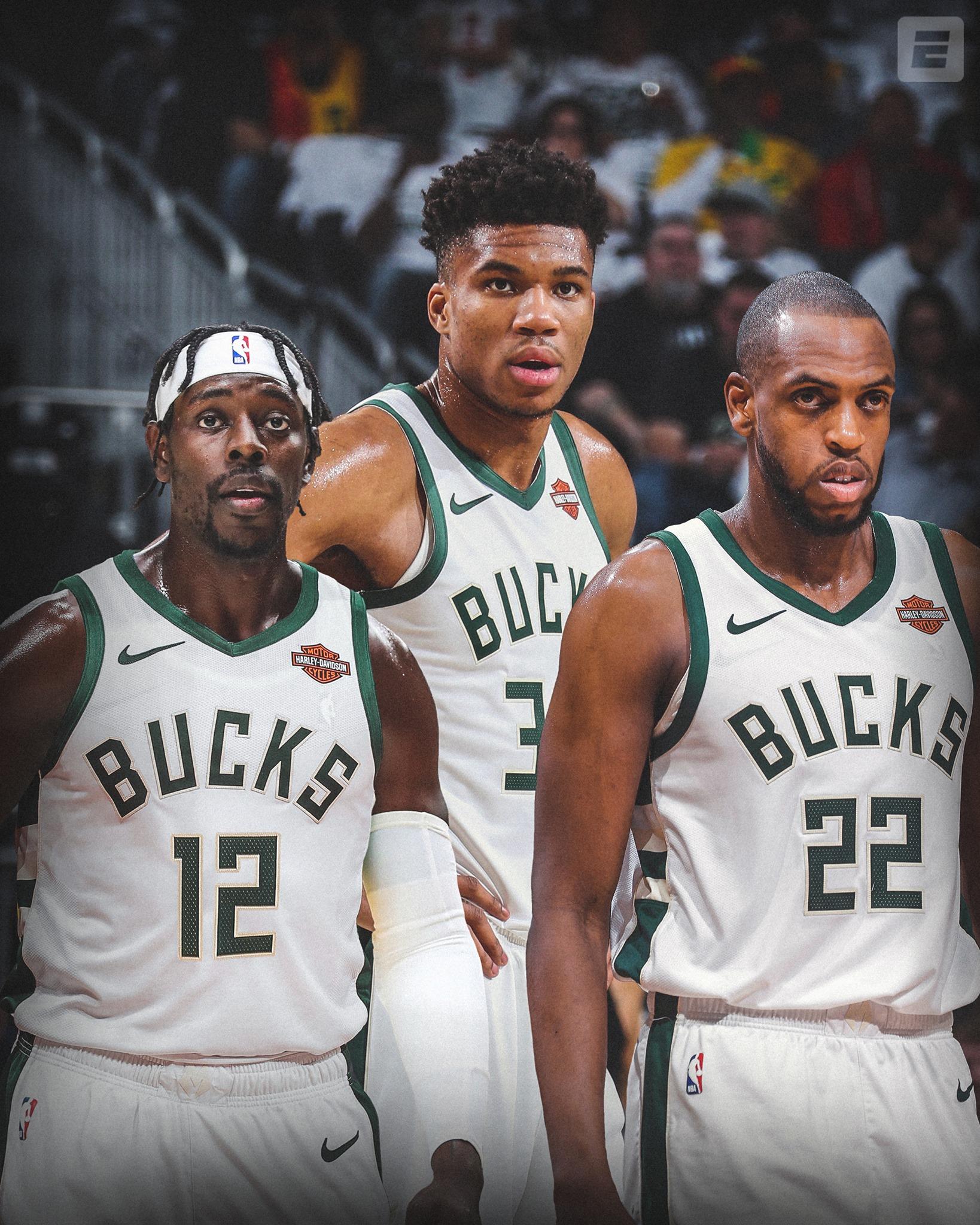 Bộ ba Milwaukee Bucks hâm nóng cuộc đua danh hiệu NBA Finals MVP 2021 - Ảnh 2.