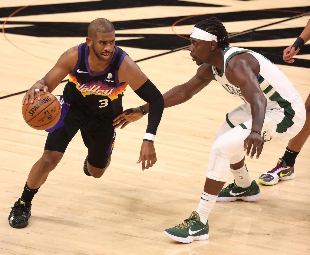 Bộ ba Milwaukee Bucks hâm nóng cuộc đua danh hiệu NBA Finals MVP 2021 - Ảnh 1.