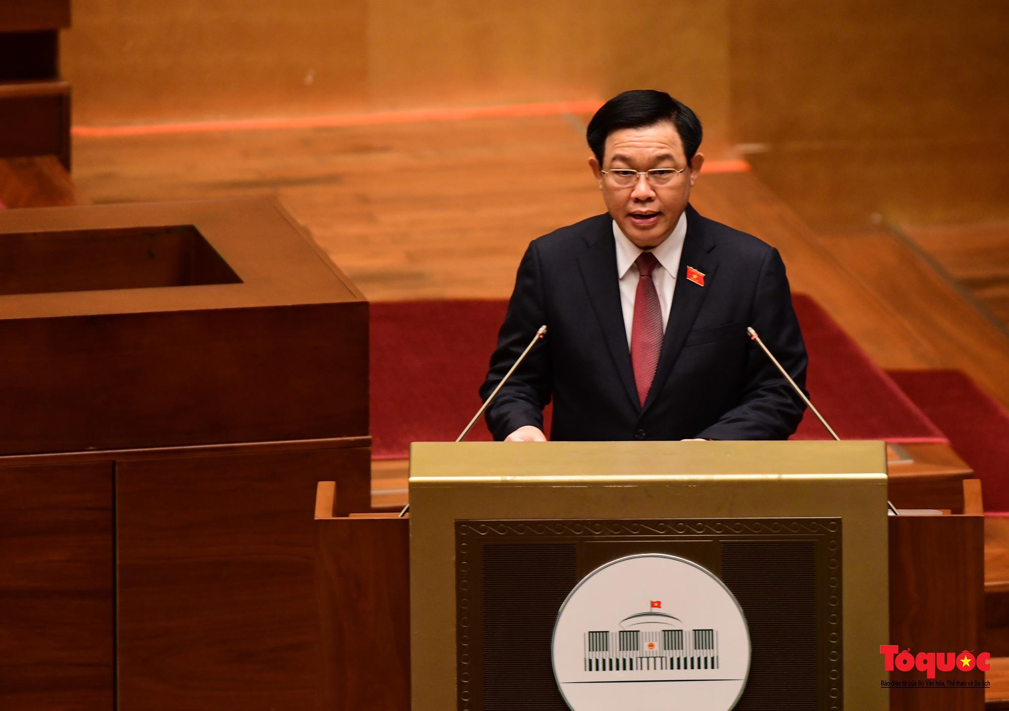 """Kì vọng Quốc hội sẽ hoạt động """"thực chất, thực quyền"""" hơn nữa dưới sự điều hành của Chủ tịch Quốc hội Vương Đình Huệ - Ảnh 1."""