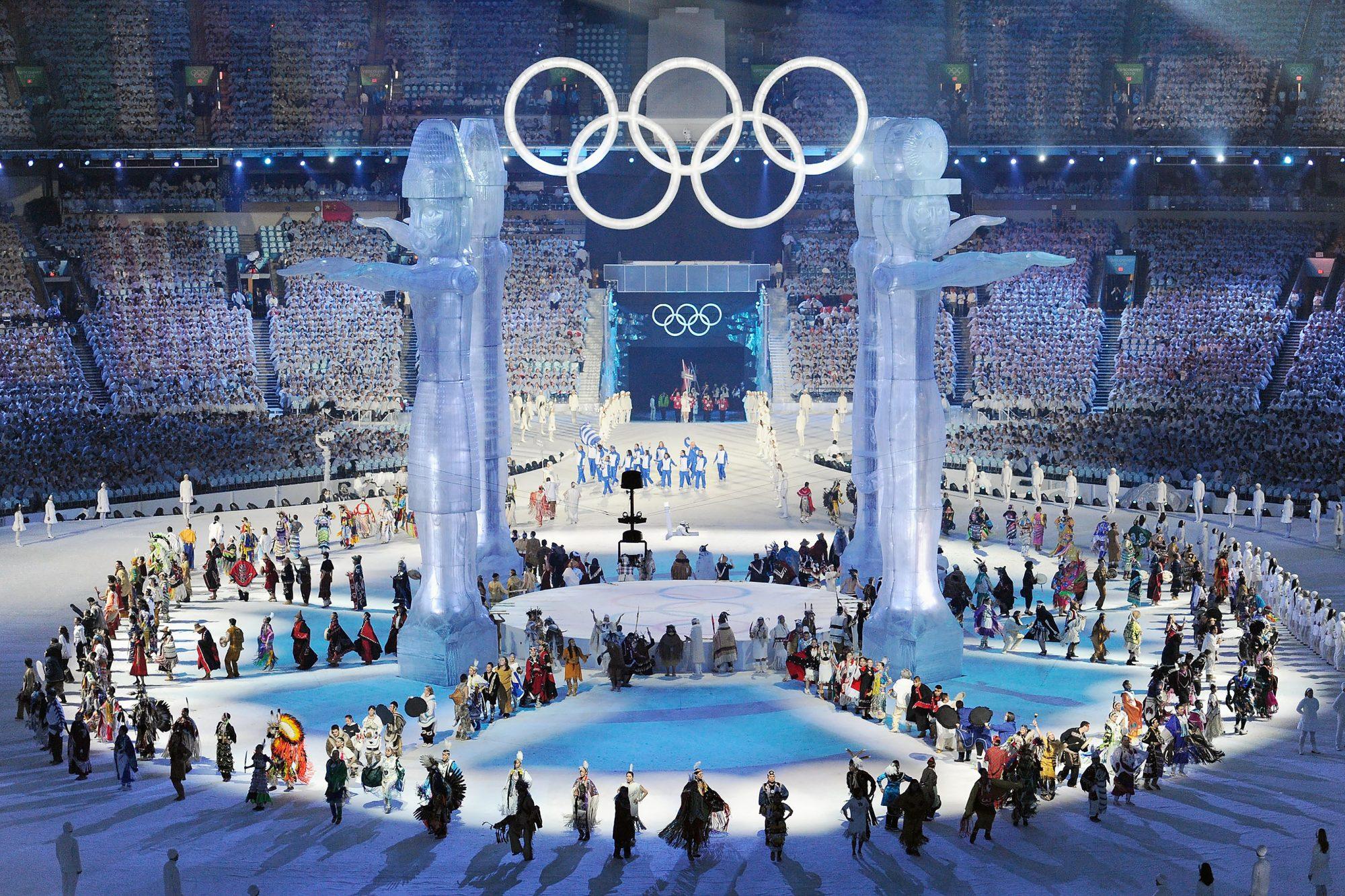Toàn bộ thông tin cần biết về lễ khai mạc Olympic 2020 - Ảnh 1.