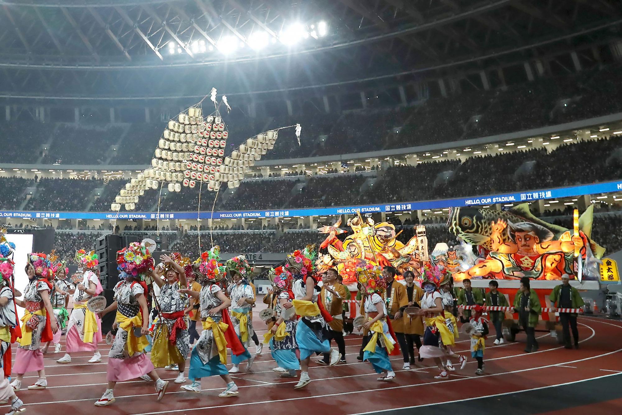 Toàn bộ thông tin cần biết về lễ khai mạc Olympic 2020 - Ảnh 2.