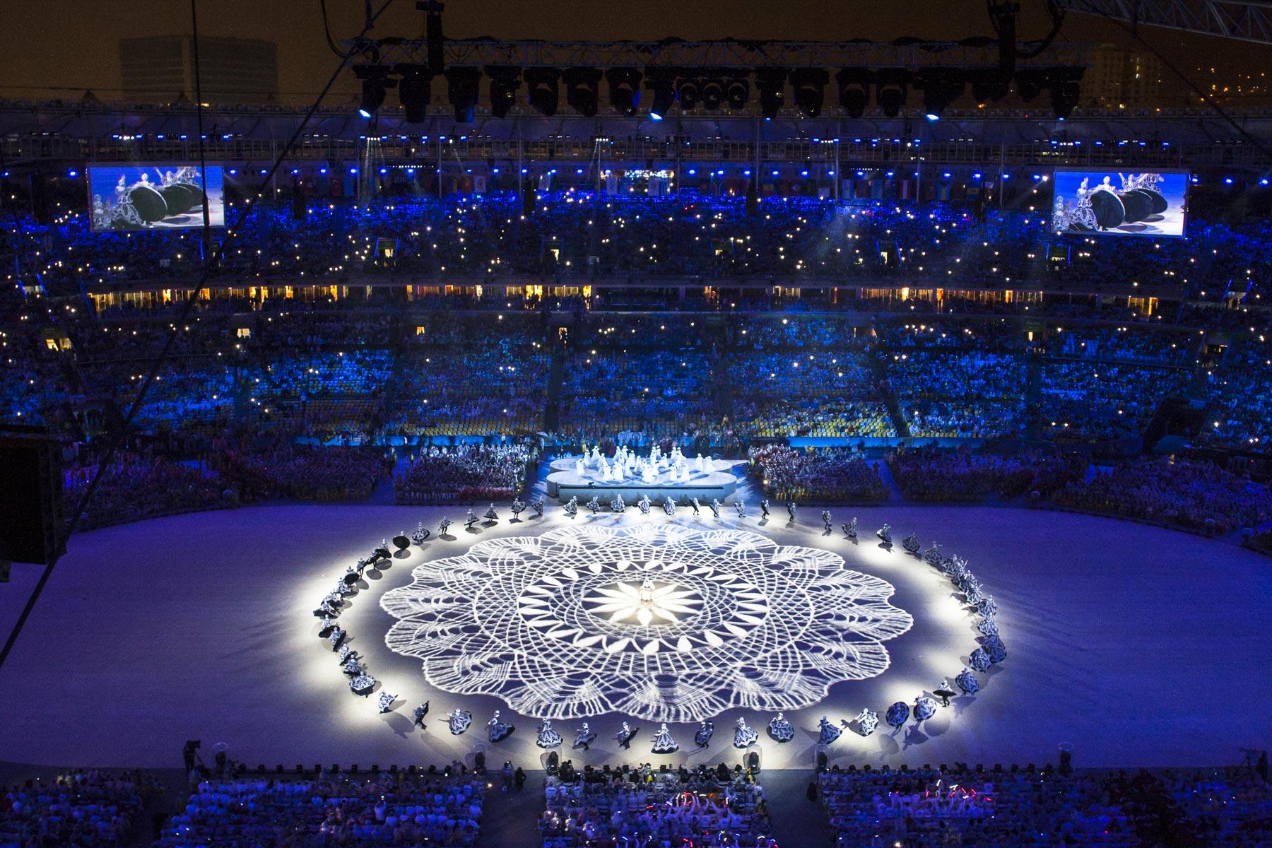 Toàn bộ thông tin cần biết về lễ khai mạc Olympic 2020 - Ảnh 4.