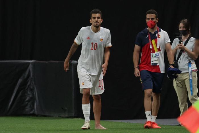 2 trụ cột của Olympic Tây Ban Nha phải nghỉ thi đấu hết vòng bảng - Ảnh 4.