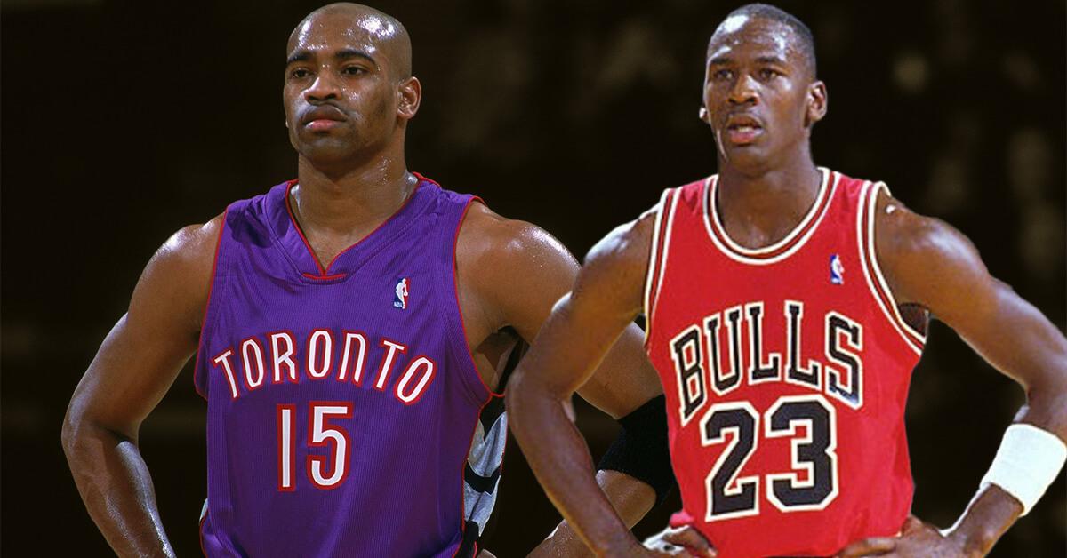 Vince Carter nhận định kỹ năng úp rổ của bản thân vượt trội hơn cả Michael Jordan - Ảnh 1.