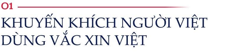 Viện trưởng Viện Nghiên cứu Phát triển TP.HCM: Vắc xin Made in Vietnam là yếu tố quan trọng để đảm bảo phát triển kinh tế xã hội giai đoạn 2021-2026 - Ảnh 1.