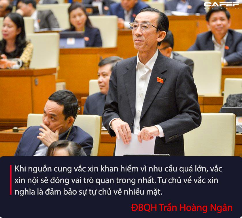Viện trưởng Viện Nghiên cứu Phát triển TP.HCM: Vắc xin Made in Vietnam là yếu tố quan trọng để đảm bảo phát triển kinh tế xã hội giai đoạn 2021-2026 - Ảnh 2.