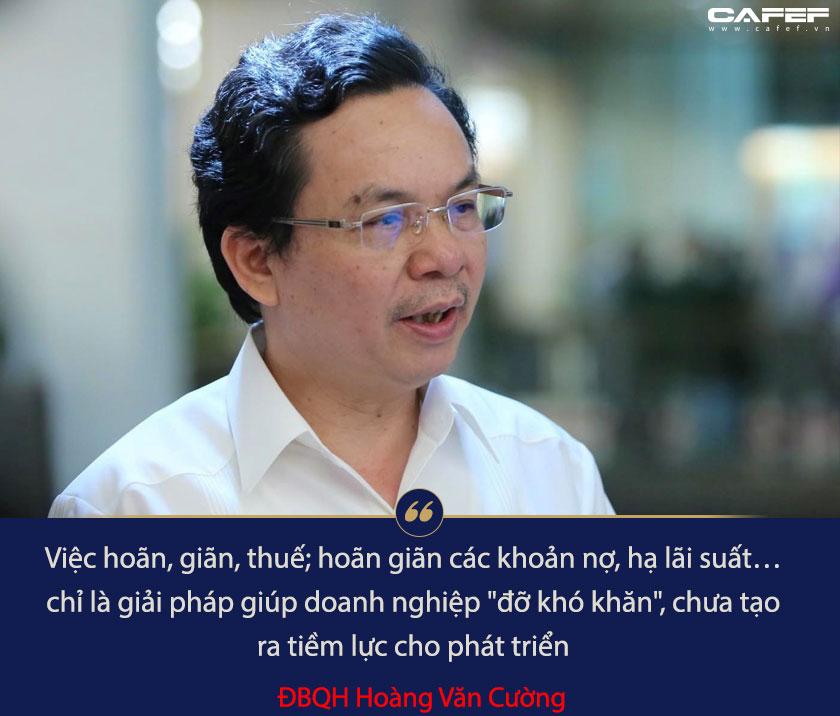 Đại biểu Hoàng Văn Cường: Cần gói cứu trợ đủ mạnh để doanh nghiệp Việt đón đầu cơ hội hậu Covid-19 - Ảnh 2.