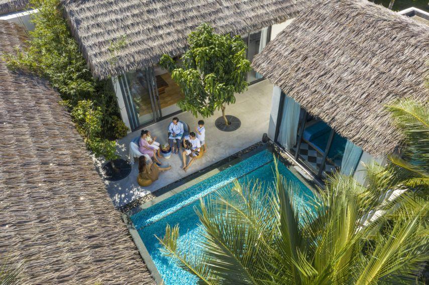 2 khách sạn mới của Sun Group tại Hà Nội và Phú Quốc- nơi vừa lọt top điểm đến tuyệt vời nhất thế giới 2021 - Ảnh 2.