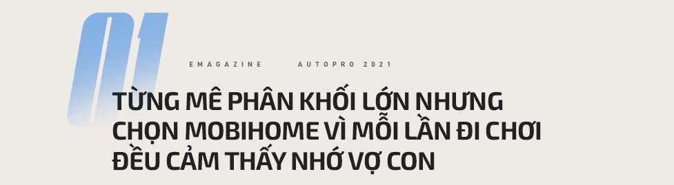 Giấu vợ mua 'Mẹc' cũ về độ Mobihome, doanh nhân 8x Hà Nội chia sẻ: Không cần phải giàu để 'chơi' vì đây là khoản đầu tư có lãi - Ảnh 1.