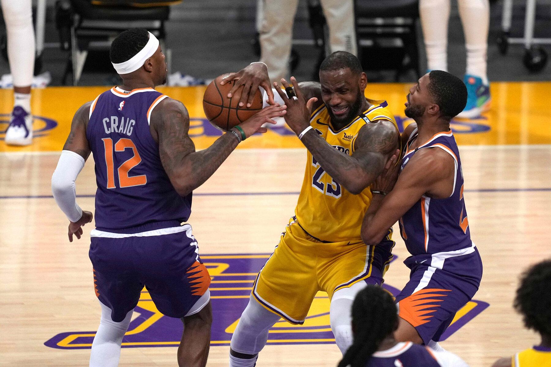 """Chuyển nhượng Los Angeles Lakers: Đau đầu tìm """"bến đỗ"""" cho Kyle Kuzma và Kentavious Caldwell-Pope - Ảnh 1."""