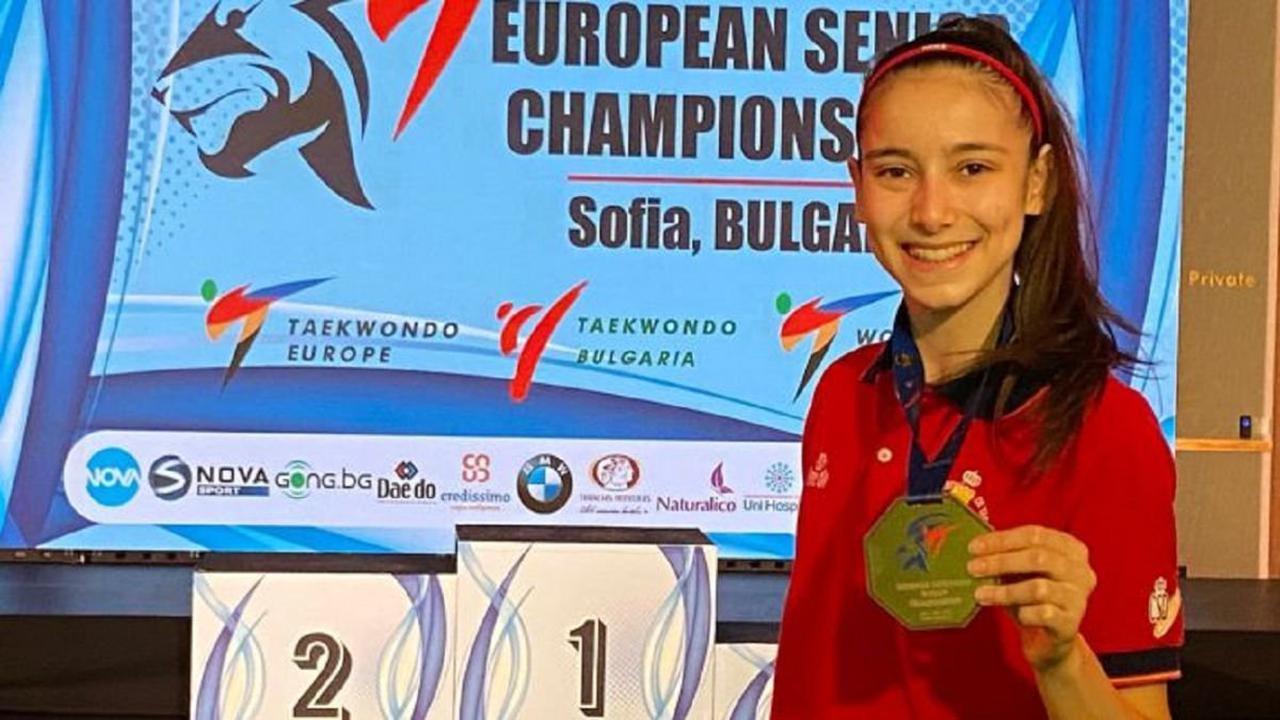 Adriana Cerezo và cuộc hành trình tuyệt vời của nữ VĐV Taekwondo 17 tuổi tại Olympic - Ảnh 2.