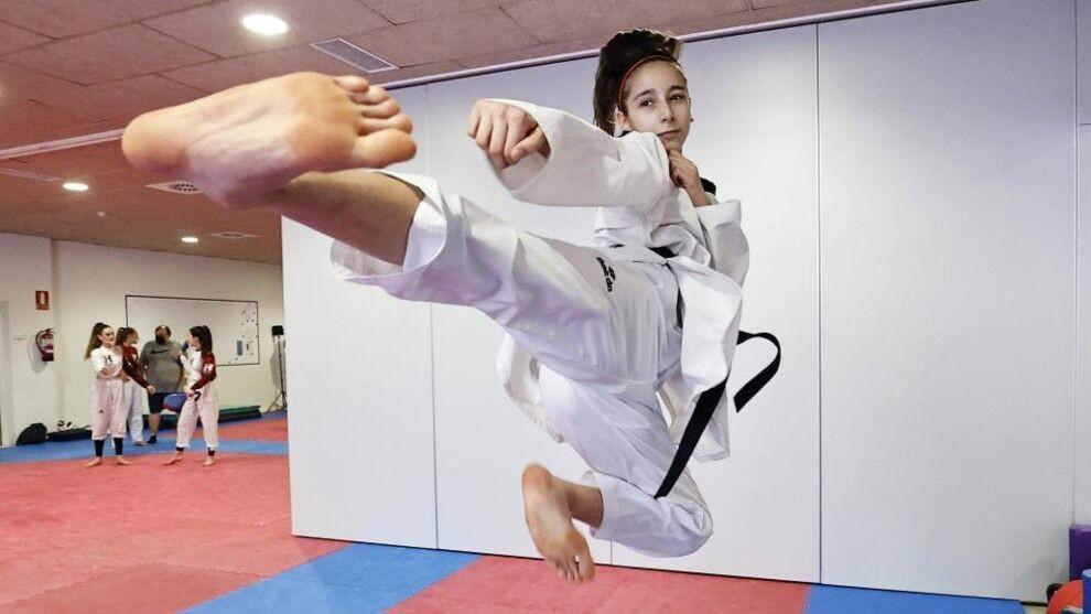 Adriana Cerezo và cuộc hành trình tuyệt vời của nữ VĐV Taekwondo 17 tuổi tại Olympic - Ảnh 1.