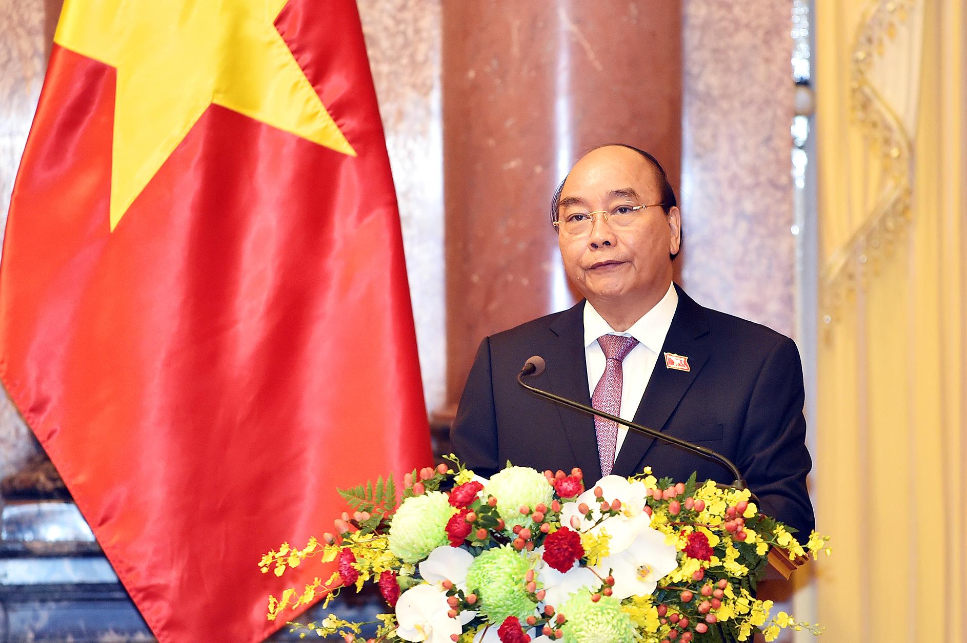 Chủ tịch nước: Chính phủ sẽ đẩy lùi đại dịch, sớm đưa đất nước trở về 'trạng thái bình thường mới' - Ảnh 2.
