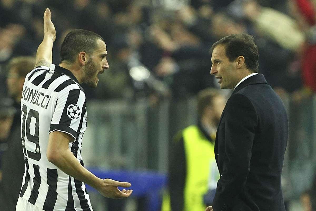 """Tân HLV trưởng Juventus: """"Bonucci thích đeo băng đội trưởng thì tự đi ra đường mà mua!"""" - Ảnh 4."""
