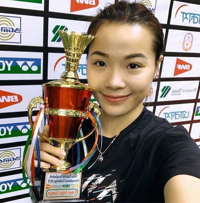 Những điều chưa biết về hotgirl cầu lông gây bão Nguyễn Thùy Linh - Ảnh 4.