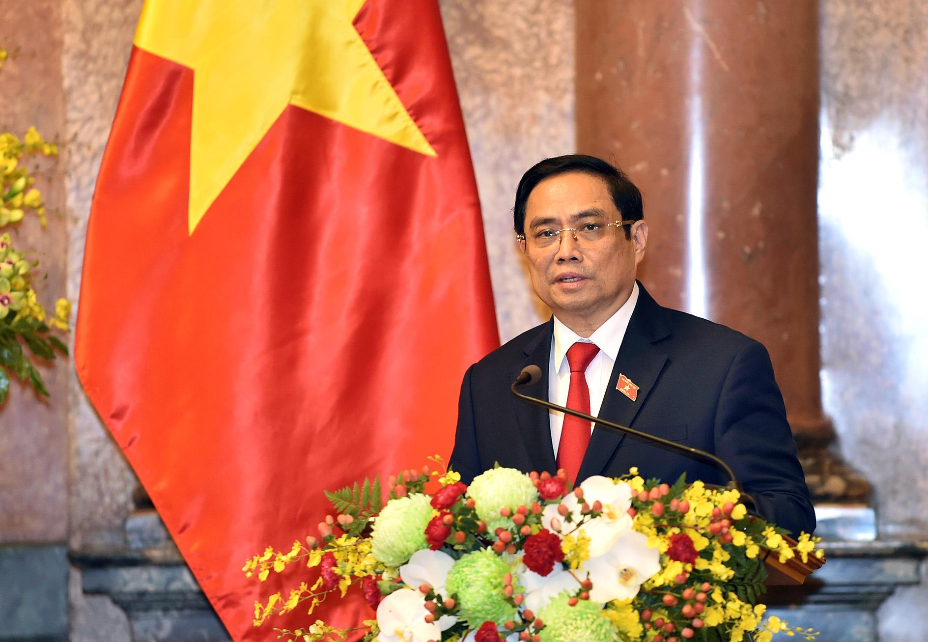 Chủ tịch nước: Chính phủ sẽ đẩy lùi đại dịch, sớm đưa đất nước trở về 'trạng thái bình thường mới' - Ảnh 3.