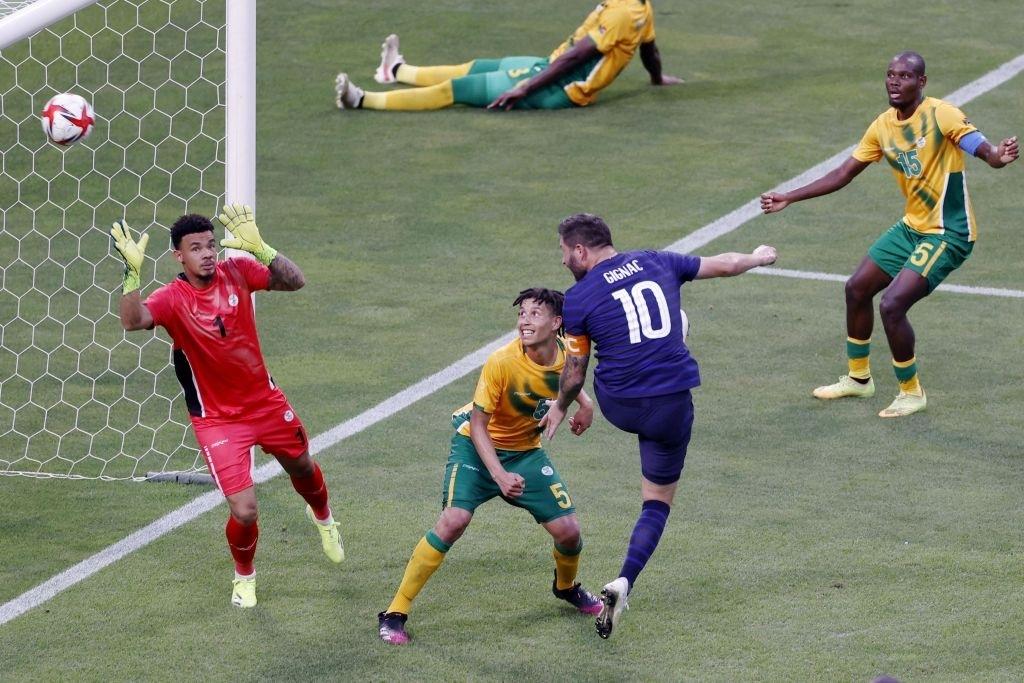 10 cái nhất của vòng bảng môn bóng đá nam Olympic Tokyo 2020 - Ảnh 12.