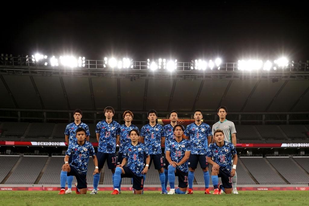10 cái nhất của vòng bảng môn bóng đá nam Olympic Tokyo 2020 - Ảnh 4.