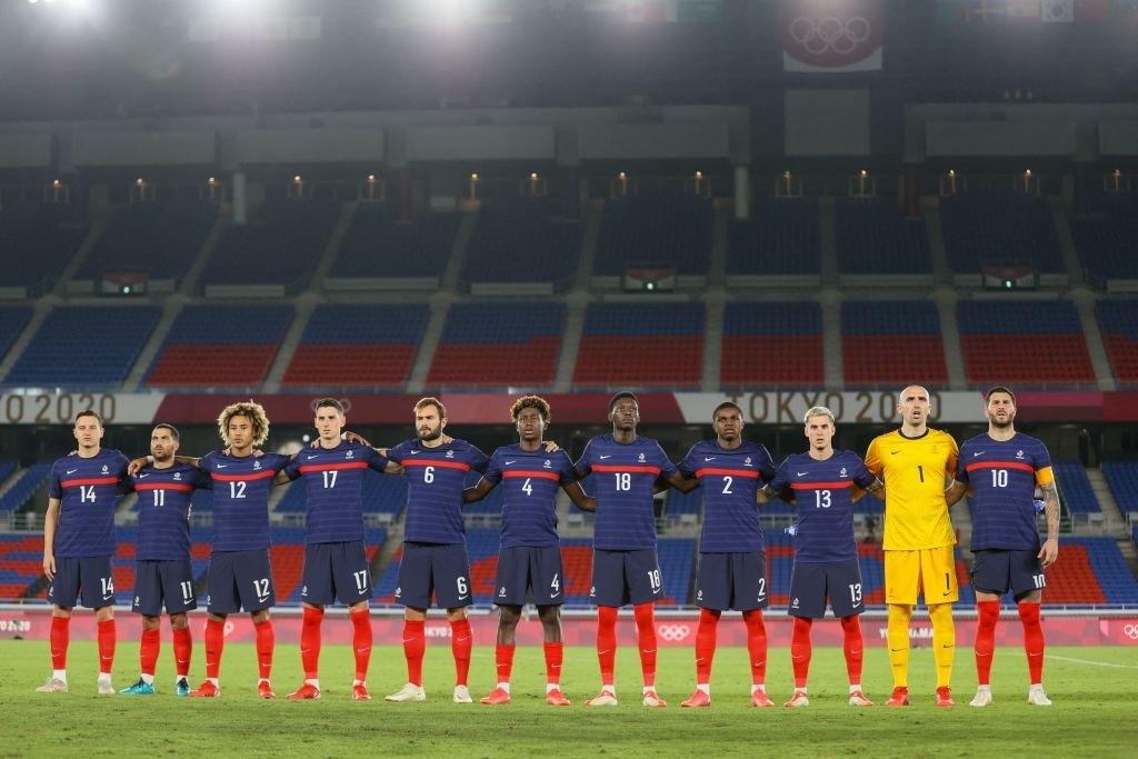 10 cái nhất của vòng bảng môn bóng đá nam Olympic Tokyo 2020 - Ảnh 2.