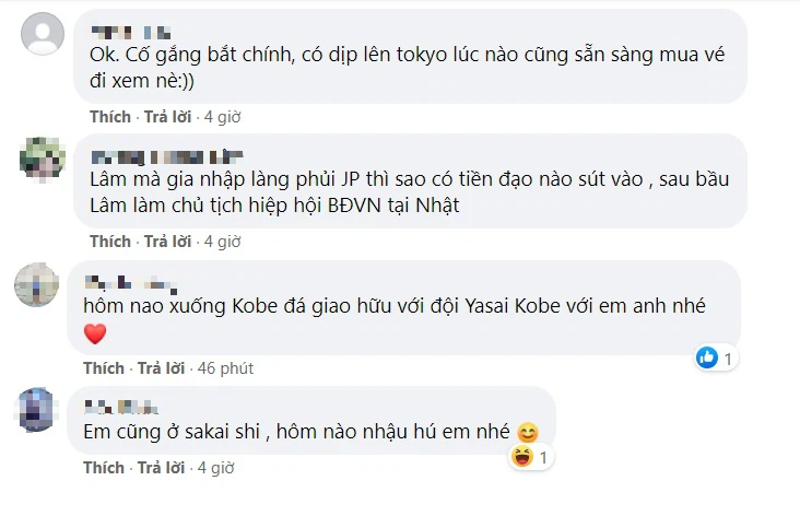 """Đặng Văn Lâm gặp mặt Tổng lãnh sự Việt Nam tại Osaka: """"Lâm không cô đơn"""" - Ảnh 2."""
