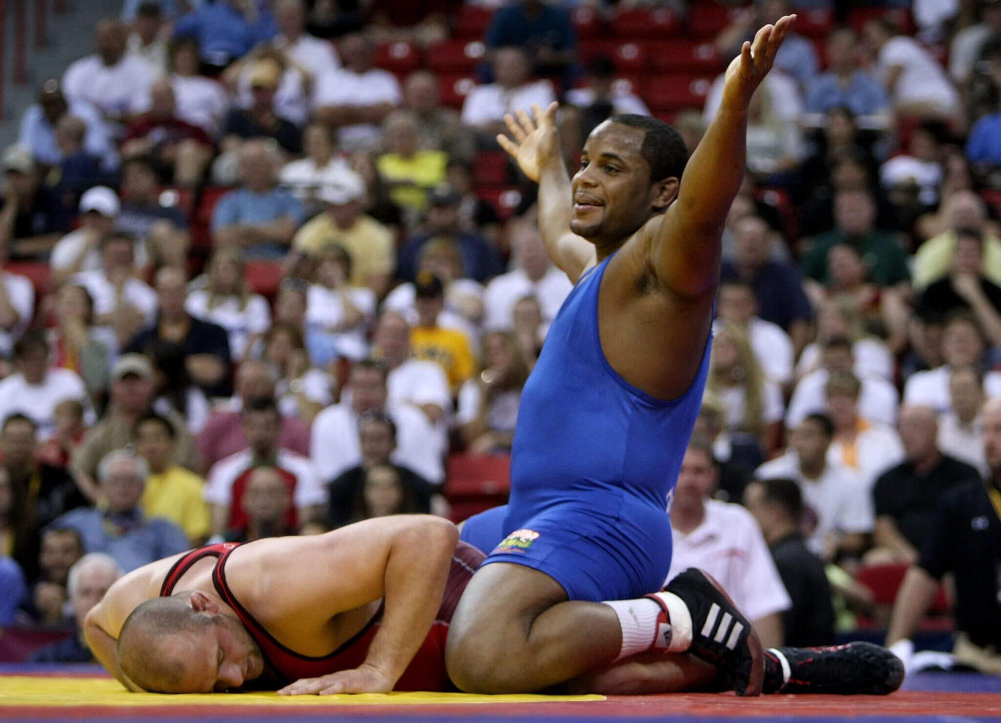 Với những võ sĩ chuyên nghiệp, Olympic vẫn tạo ra một thứ sức hút đặc biệt - Ảnh 4.