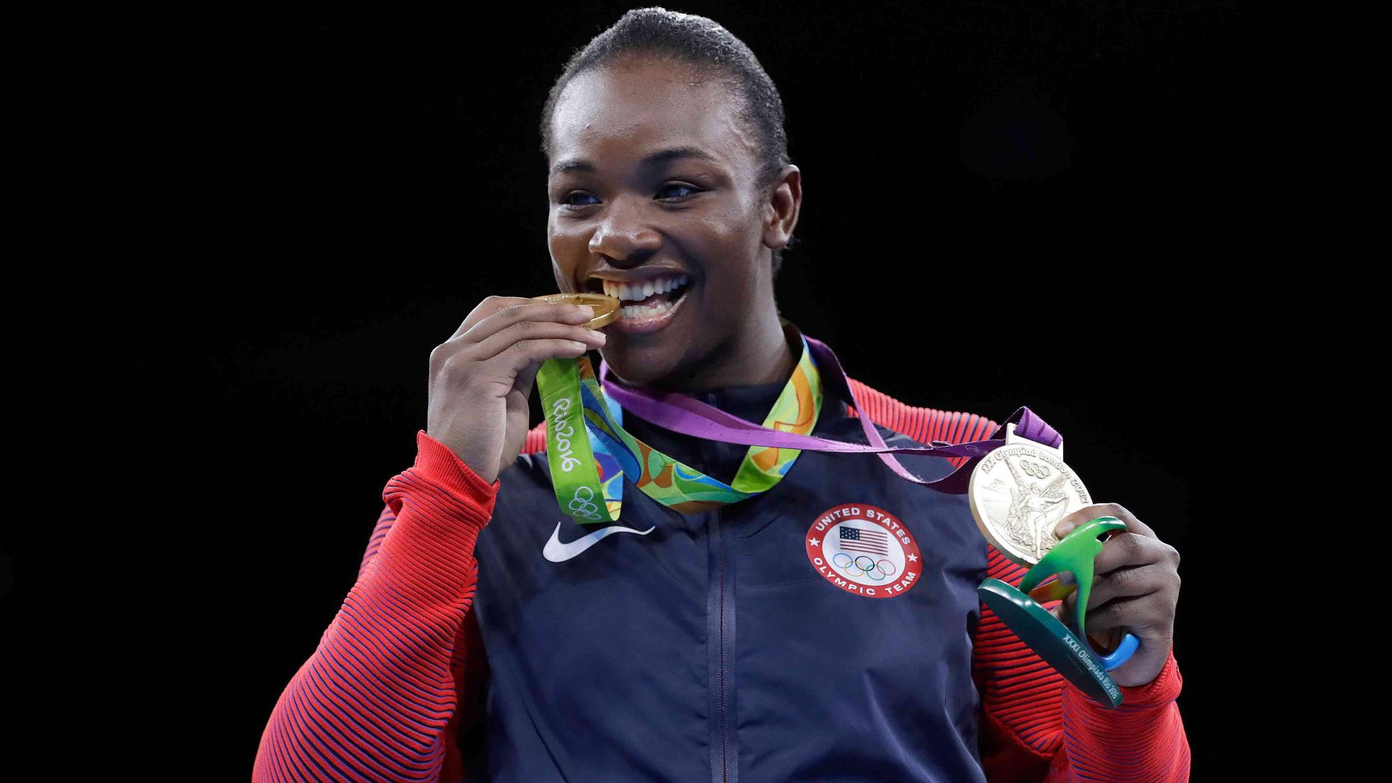Với những võ sĩ chuyên nghiệp, Olympic vẫn tạo ra một thứ sức hút đặc biệt - Ảnh 1.