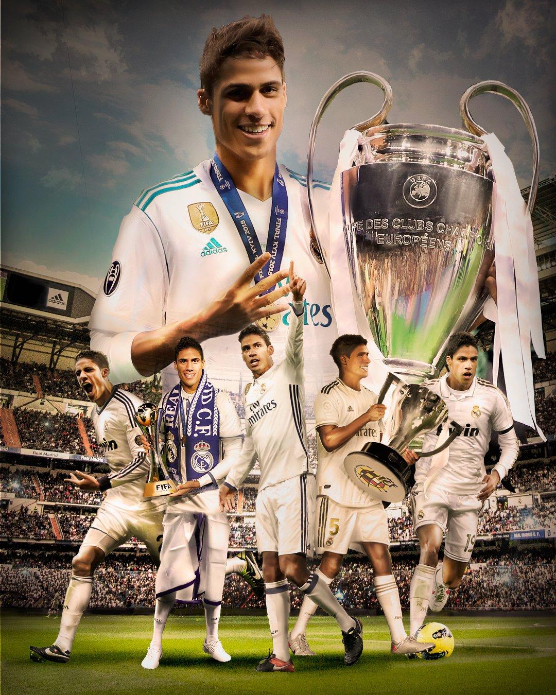 """Sau Ramos rồi đến Varane, """"thành trì"""" của Real Madrid đang đi tới hồi kết - Ảnh 1."""