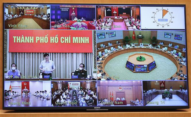 Thủ tướng Phạm Minh Chính: Cần có nhận thức và giải pháp mới trong chống dịch COVID-19 - Ảnh 3.