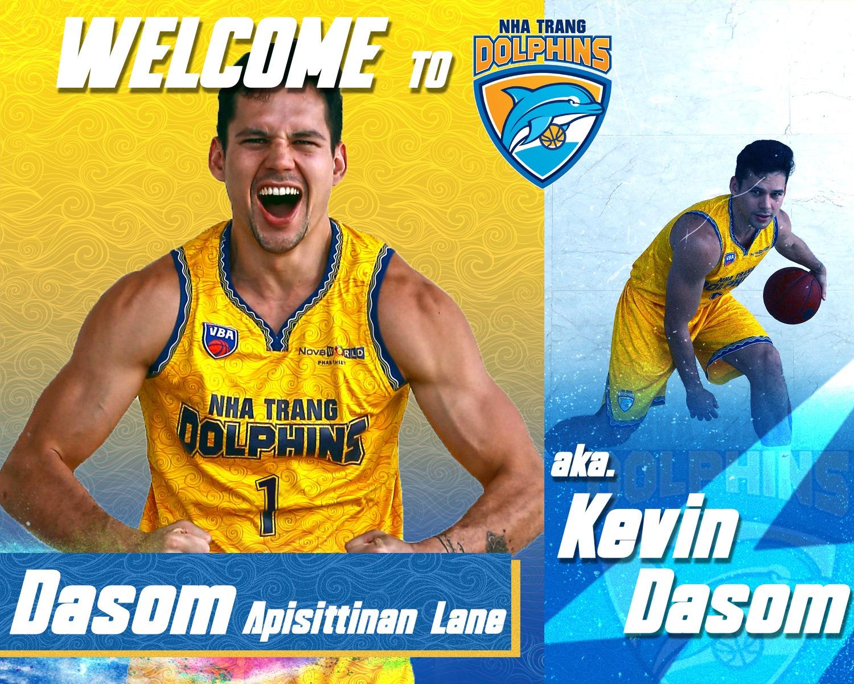 Chia tay Devin Harris vì chấn thương, Nha Trang Dolphins lựa chọn Kevin Dasom làm người thay thế - Ảnh 2.