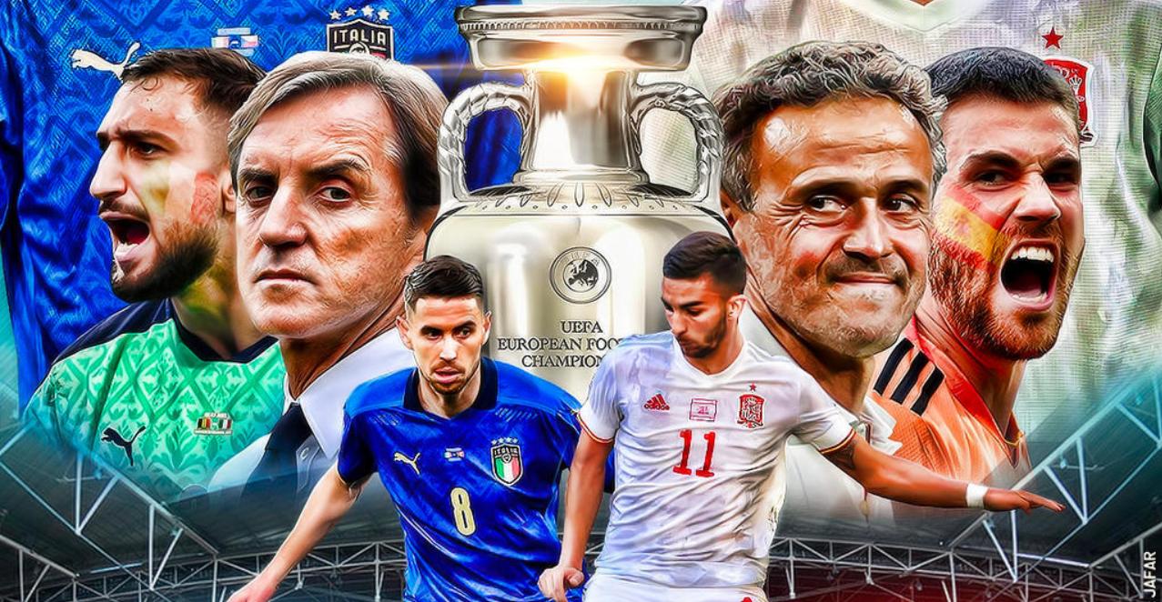 """Preview Italy vs Tây Ban Nha: """"Ngược dòng"""" chọn La Roja - Ảnh 1."""