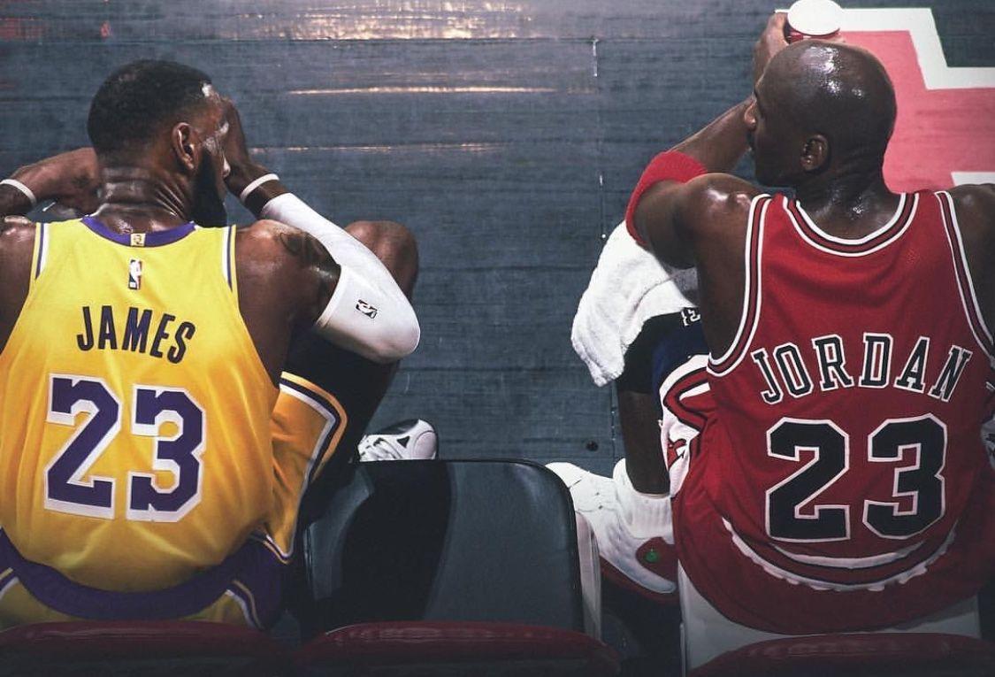 Ai sẽ là GOAT nếu chẳng tồn tại Michael Jordan và LeBron James? - Ảnh 1.
