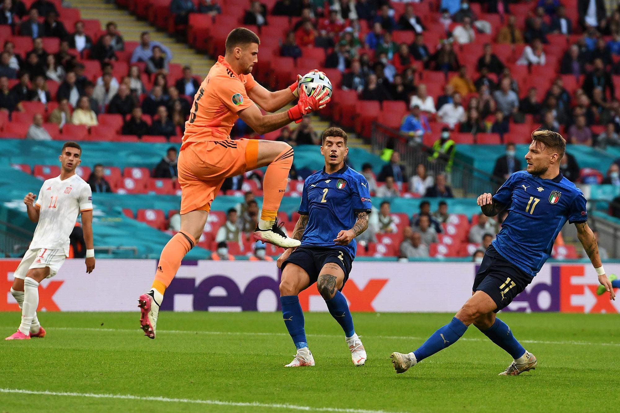 Italy trở lại với đỉnh cao của bản đồ bóng đá thế giới - Ảnh 4.