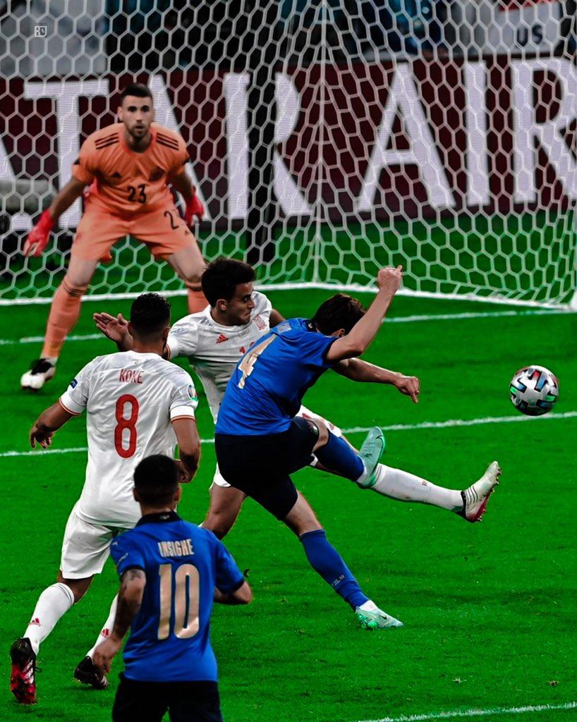 Italy trở lại với đỉnh cao của bản đồ bóng đá thế giới - Ảnh 5.