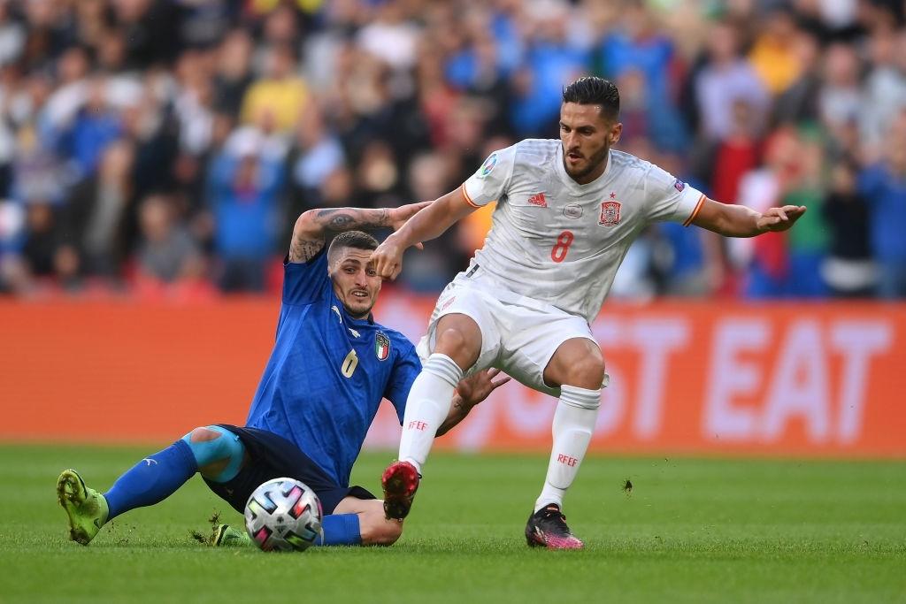 Hạ Tây Ban Nha trên chấm luân lưu, Italy vào chung kết Euro 2020 - Ảnh 1.