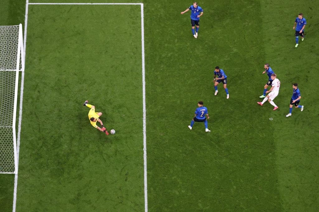 Hạ Tây Ban Nha trên chấm luân lưu, Italy vào chung kết Euro 2020 - Ảnh 2.