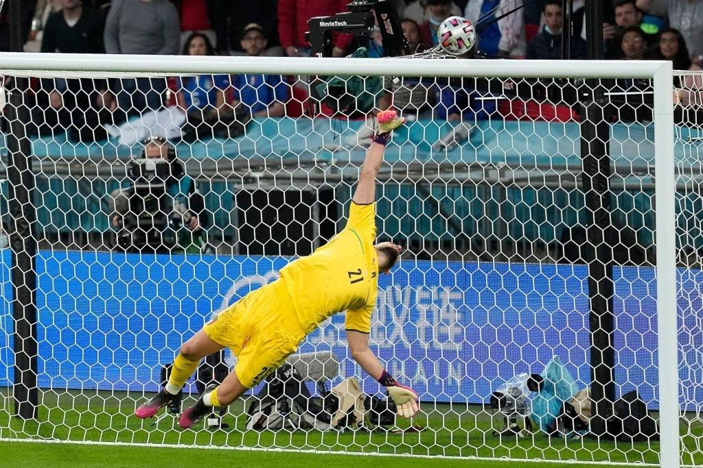 Hạ Tây Ban Nha trên chấm luân lưu, Italy vào chung kết Euro 2020 - Ảnh 5.