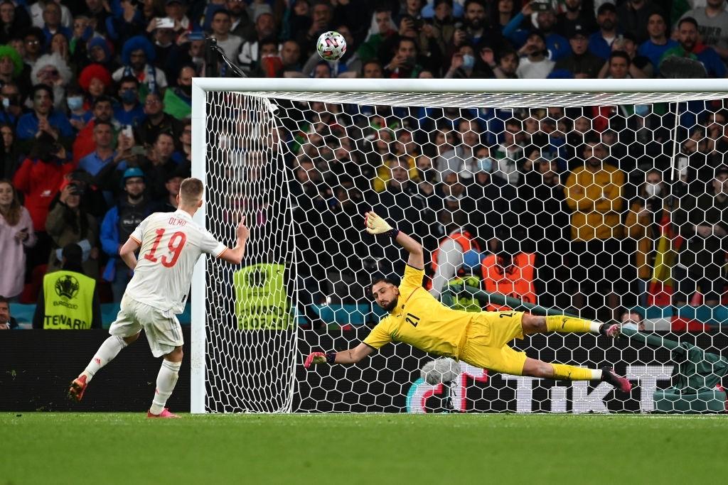 Hạ Tây Ban Nha trên chấm luân lưu, Italy vào chung kết Euro 2020 - Ảnh 9.